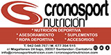 Cronosport Nutrición