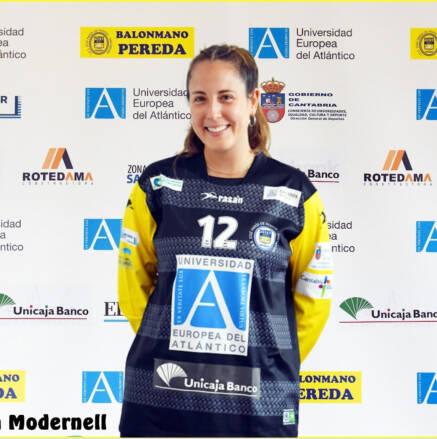 Agustina Modernell