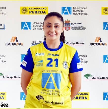 María Sáez