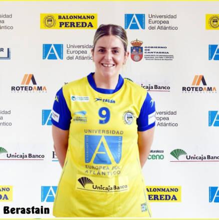 Verónica Berastain