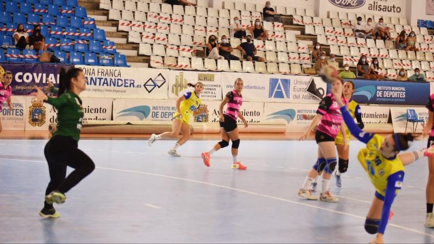 El Torneo Nacional Ciudad de Santander se queda en casa